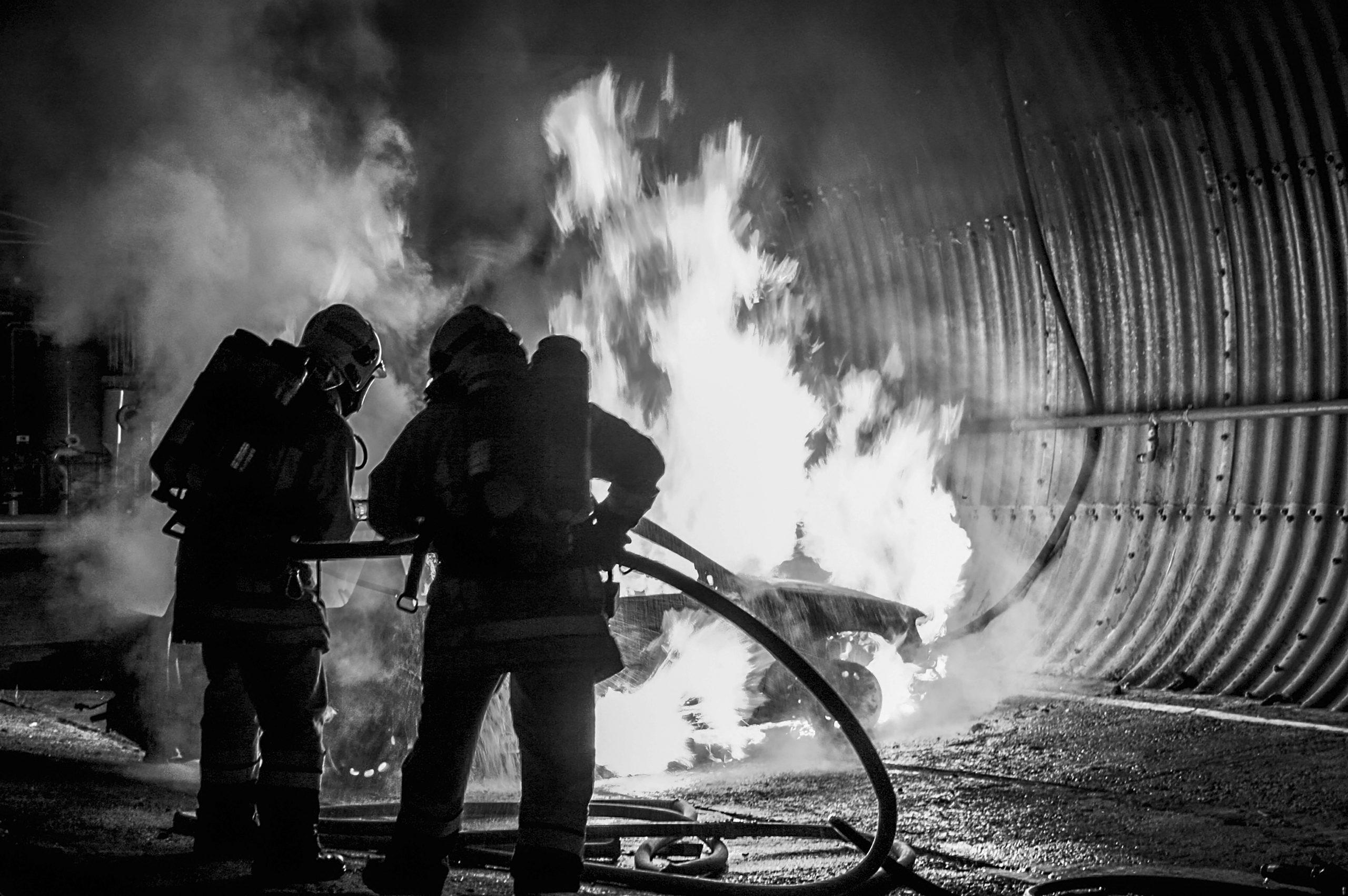 Fire training – high risk – update