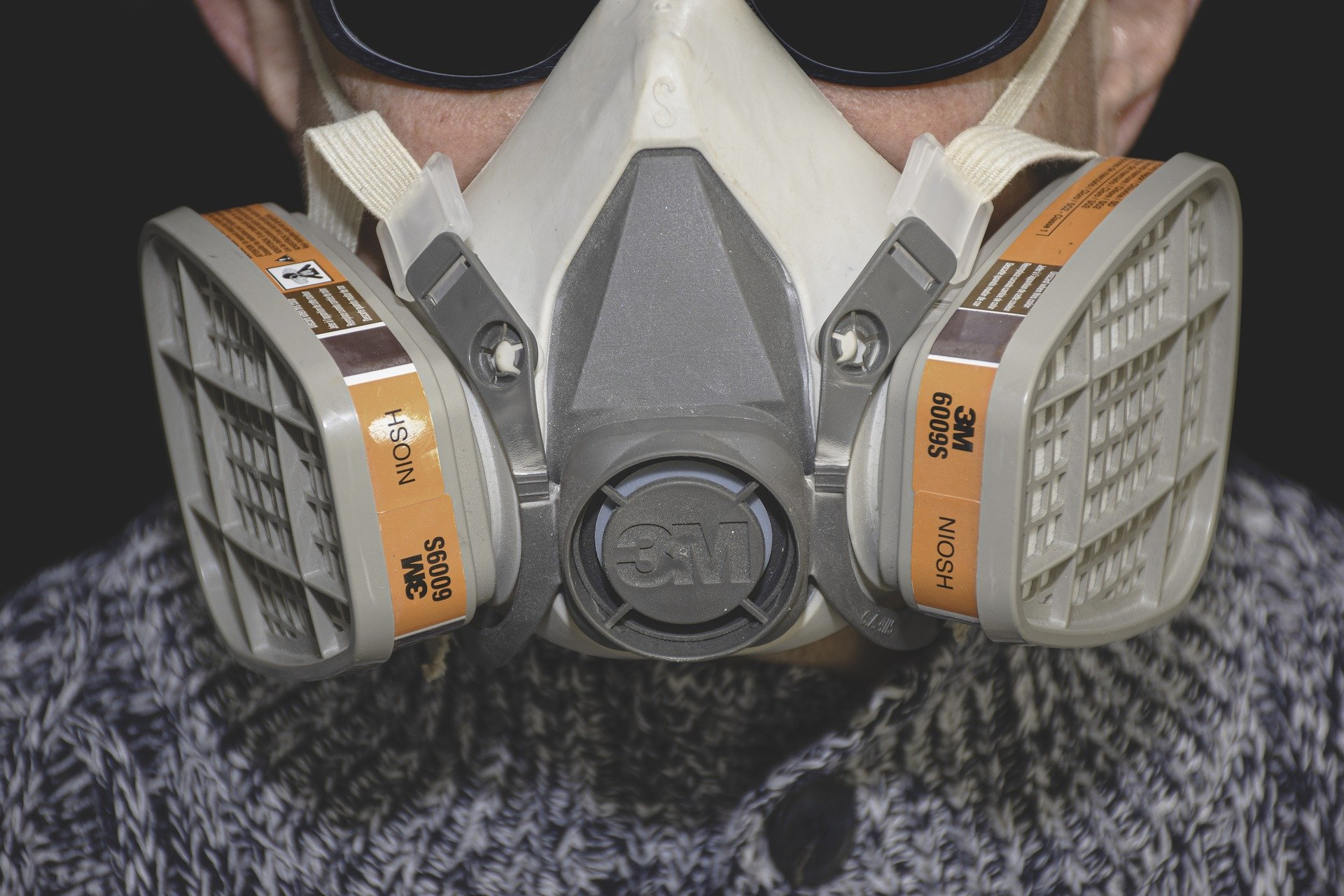 Use of respiratory protective equipment – update